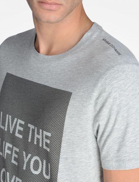 Футболка мужские Armani Exchange WH598 размерная сетка одежды, 2017