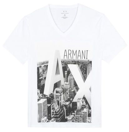 Armani Exchange Футболка мужские модель WH603 цена, 2017
