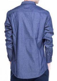 Рубашка с длинным рукавом мужские Armani Exchange модель WH632 отзывы, 2017