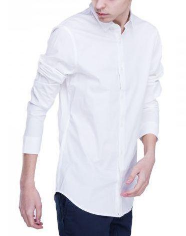 Рубашка с длинным рукавом для мужчин Armani Exchange WH633 цена, 2017