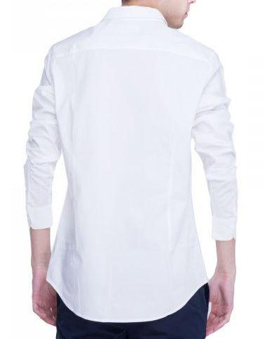 Рубашка с длинным рукавом для мужчин Armani Exchange WH633 размеры одежды, 2017