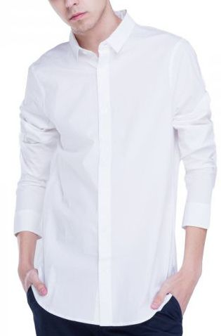 Рубашка с длинным рукавом для мужчин Armani Exchange WH633 бесплатная доставка, 2017
