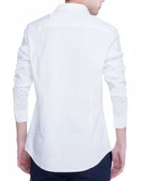 Рубашка с длинным рукавом мужские Armani Exchange модель WH633 отзывы, 2017