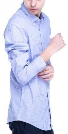 Рубашка с длинным рукавом для мужчин Armani Exchange WH643 цена, 2017