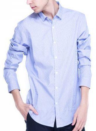 Рубашка с длинным рукавом для мужчин Armani Exchange WH643 бесплатная доставка, 2017
