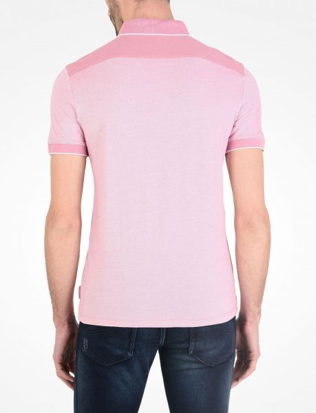 Поло мужские Armani Exchange WH659 брендовая одежда, 2017