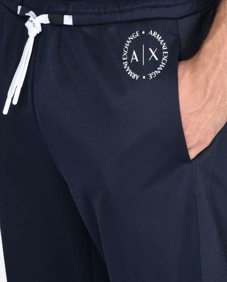 Штаны спортивные мужские Armani Exchange WH712 размеры одежды, 2017
