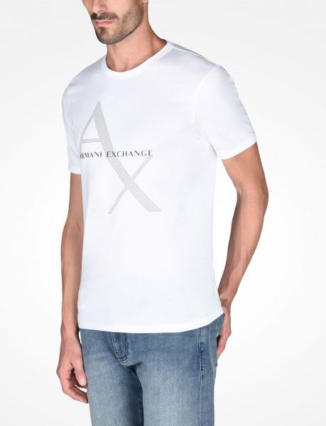 Футболка мужские Armani Exchange WH732 цена одежды, 2017