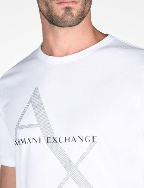 Футболка мужские Armani Exchange WH732 размерная сетка одежды, 2017