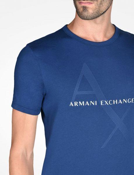 Футболка для мужчин Armani Exchange MAN JERSEY T-SHIRT WH733 брендовая одежда, 2017