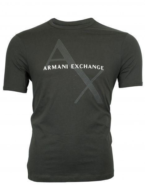 Футболка мужские Armani Exchange MAN JERSEY T-SHIRT WH734 примерка, 2017