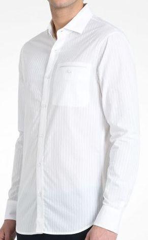Рубашка с длинным рукавом для мужчин Armani Exchange WH760 фото, купить, 2017