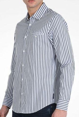 Рубашка с длинным рукавом мужские Armani Exchange WH761 бесплатная доставка, 2017