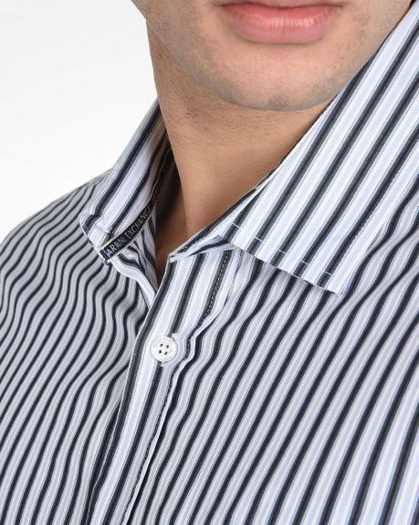 Рубашка с длинным рукавом мужские Armani Exchange WH761 цена, 2017