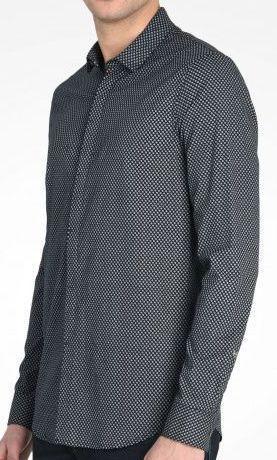 Рубашка с длинным рукавом мужские Armani Exchange WH763 бесплатная доставка, 2017