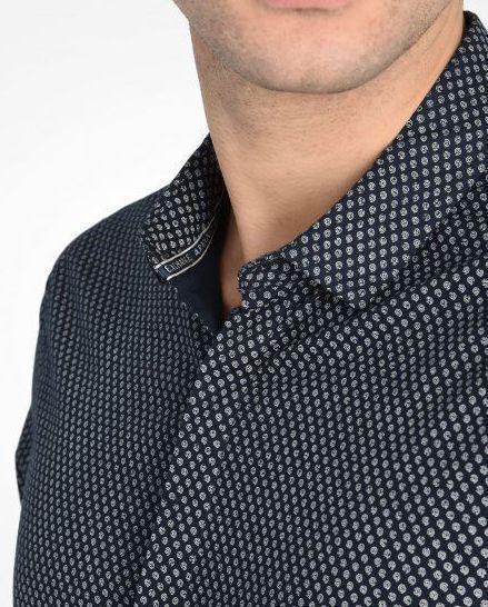 Рубашка с длинным рукавом мужские Armani Exchange WH763 цена, 2017
