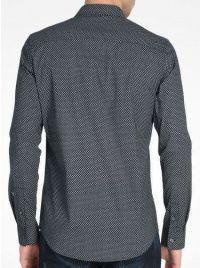 Рубашка с длинным рукавом мужские Armani Exchange модель WH763 отзывы, 2017