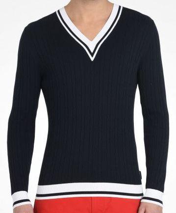 Пуловер мужские Armani Exchange модель WH784 цена, 2017