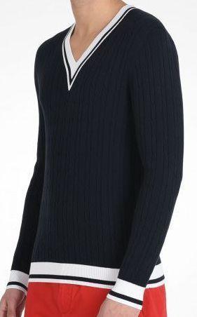 Пуловер мужские Armani Exchange модель WH784 , 2017