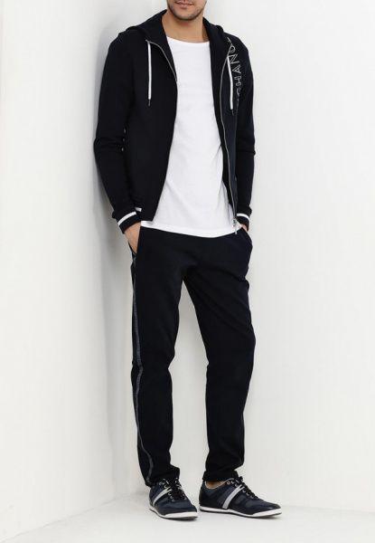Штаны спортивные для мужчин Armani Exchange WH810 модная одежда, 2017