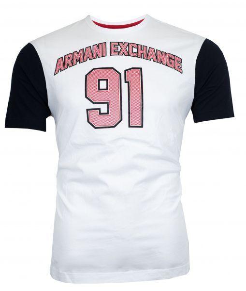 Футболка мужские Armani Exchange модель WH828 цена, 2017