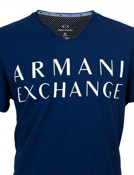 Футболка для мужчин Armani Exchange WH831 примерка, 2017
