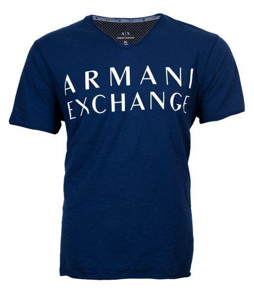Футболка мужские Armani Exchange модель WH831 цена, 2017