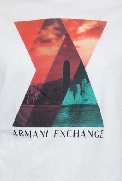 Футболка мужские Armani Exchange модель WH861 , 2017