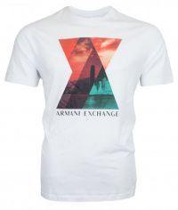 Футболка мужские Armani Exchange модель WH861 цена, 2017