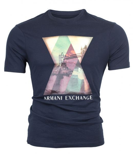 Armani Exchange Футболка мужские модель WH862 цена, 2017