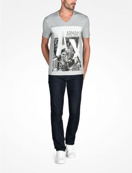 Футболка мужские Armani Exchange WH865 брендовая одежда, 2017