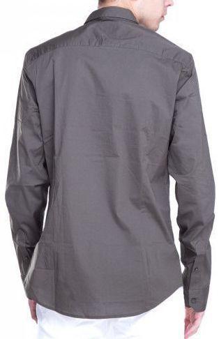 Рубашка с длинным рукавом для мужчин Armani Exchange WH916 размеры одежды, 2017
