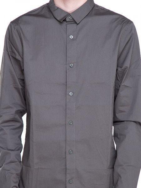 Рубашка с длинным рукавом для мужчин Armani Exchange WH916 фото, купить, 2017