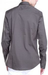 Рубашка с длинным рукавом мужские Armani Exchange модель WH916 отзывы, 2017