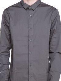 Рубашка с длинным рукавом мужские Armani Exchange модель WH916 качество, 2017
