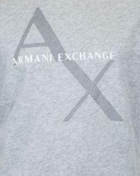 Футболка мужские Armani Exchange модель WH942 , 2017