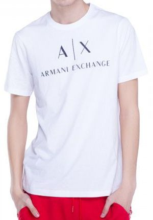 Armani Exchange Футболка мужские модель WH949 цена, 2017