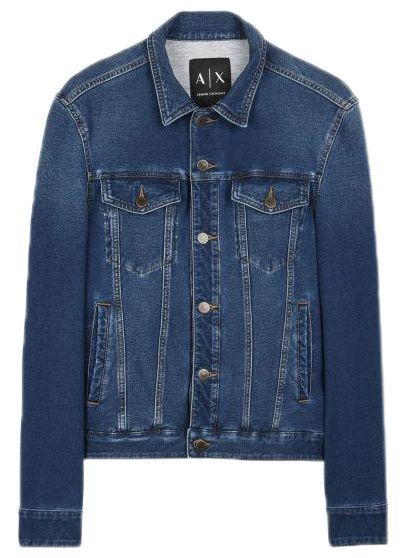 Куртка для мужчин Armani Exchange WH952 брендовая одежда, 2017