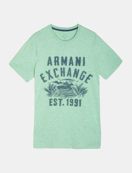 Футболка для мужчин Armani Exchange WH994 примерка, 2017