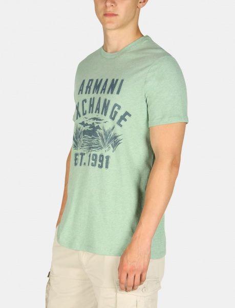 Футболка для мужчин Armani Exchange WH994 фото, купить, 2017
