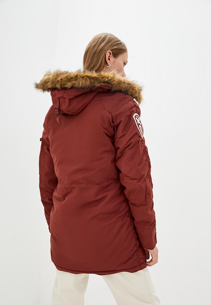 Alpha Industries Куртка жіночі модель WJA44503C1_red купити, 2017