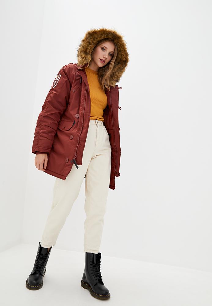 Alpha Industries Куртка жіночі модель WJA44503C1_red , 2017