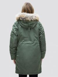 Куртка женские Alpha Industries модель WJE45500C1_sage приобрести, 2017