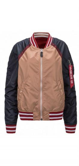 Легка куртка Alpha Industries модель WJL48500C1_rose_gold — фото 2 - INTERTOP