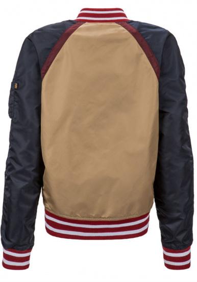 Легка куртка Alpha Industries модель WJL48500C1_rose_gold — фото 3 - INTERTOP