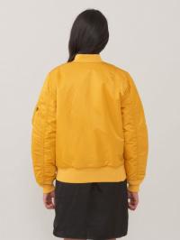 Куртка женские Alpha Industries модель WJM44500C1_Golden_Yellow качество, 2017
