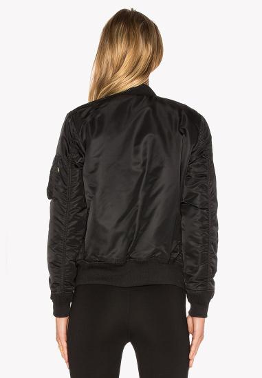 Легка куртка Alpha Industries модель WJM44500C1_black — фото 4 - INTERTOP