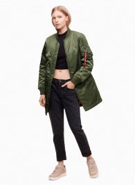 Alpha Industries Куртка жіночі модель WJM47503C1_sage , 2017
