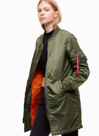 Alpha Industries Куртка жіночі модель WJM47503C1_sage купити, 2017
