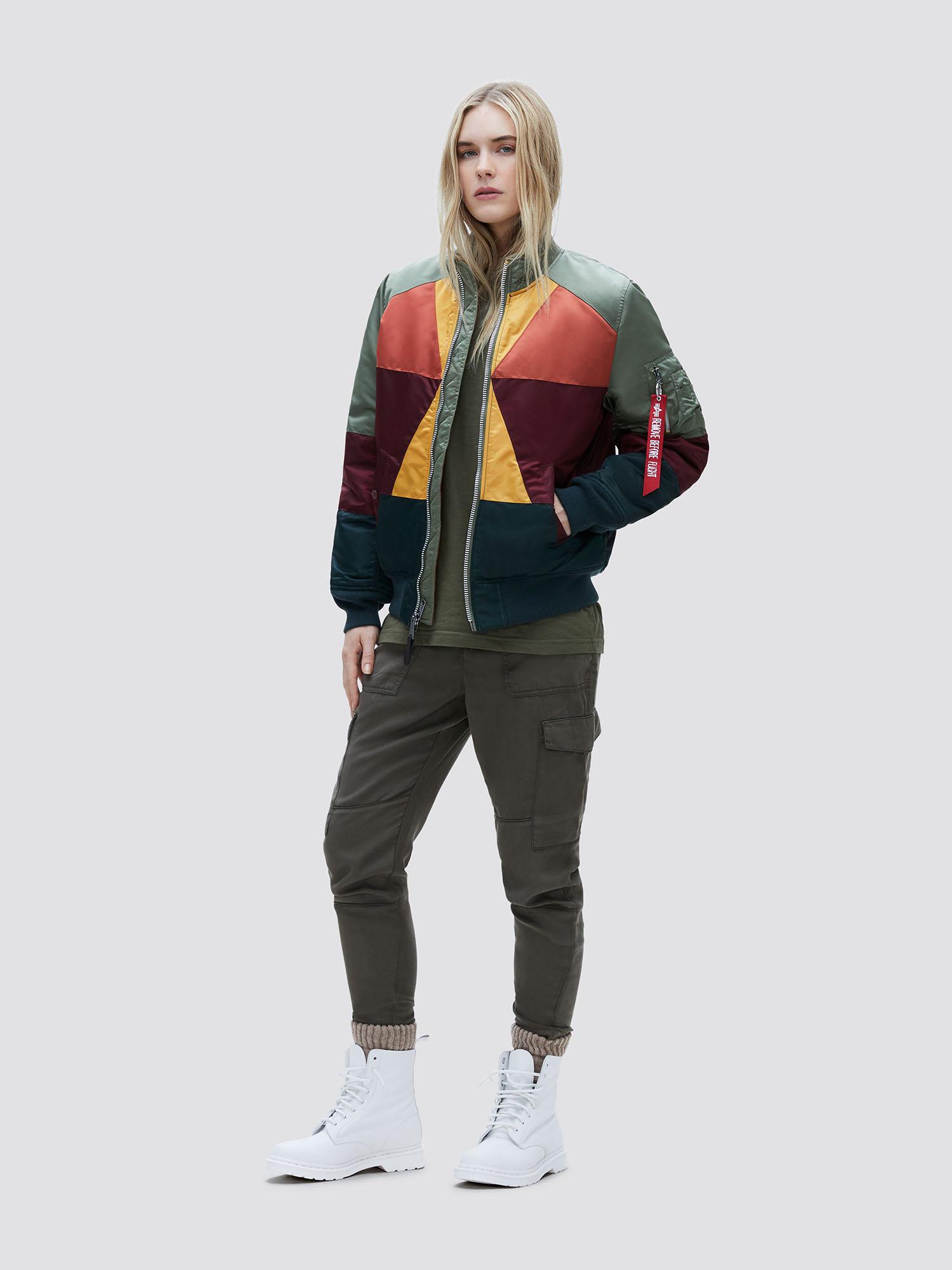 Куртка женские Airboss модель WJM49500C1_multi характеристики, 2017
